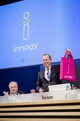Hauptversammlung der Innogy SE - Peter Terium