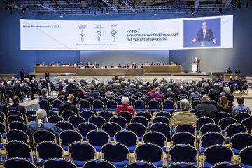 Hauptversammlung der Innogy SE