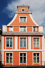 Old Town Houses - Stralsund