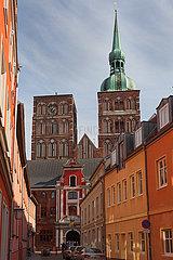Nikolaikirche - Stralsund