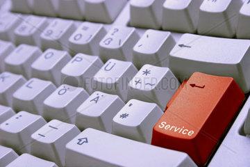 Symbolbild Serviceleistung