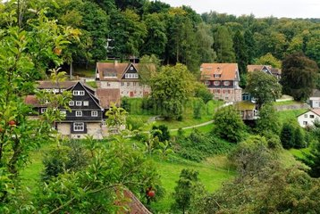 Die Odenwaldschule in Ober-Hambach