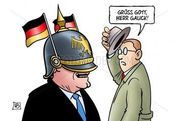 Gauck-Haube