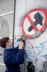 Berliner Mauerspecht