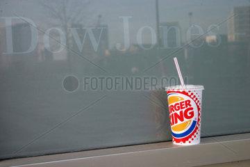 Burger King und Dow Jones