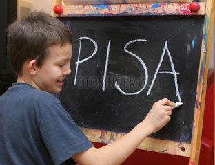 Symbolbild zur Pisa-Studie