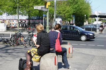 Schnellimbiss im Berlin