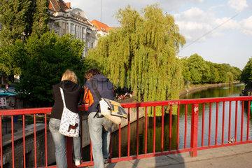 Kottbusserbruecke am Landwehrkanal
