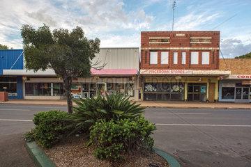 historische Gebaeude in NSW
