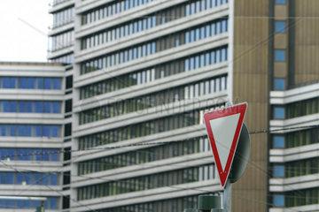 Bundesagentur fuer Arbeit in Nuernberg