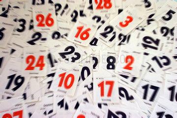 Kalenderblaetter