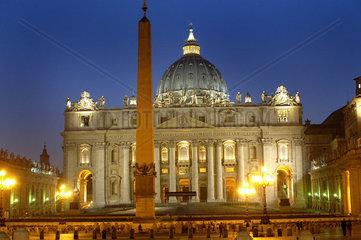 Italien Rom Petersdom Vatikan