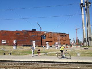 Solidarnosc Center in Danzig