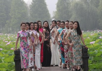 #CHINA-JIANGSU-QIPAO DRESSES (CN)