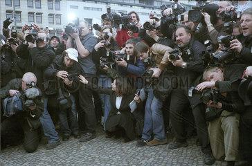 Pressetermin wg. Hollywoodstar in Berlin