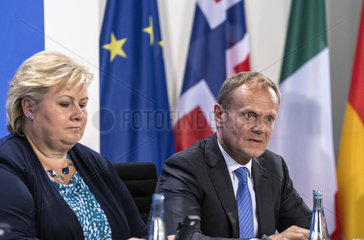 Solberg + Tusk