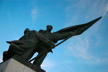 Lettland/Latvia/Riga. Sowietisch Denkmal. Sowiet memorial