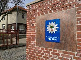 Fachhochschule der Polizei in Aschersleben