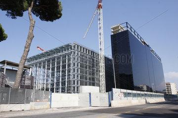 Unvollendet Centro Congressi EUR in Rom