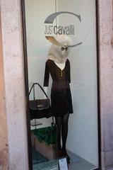 Rome - Cavalli Anorexic Schaufensterpuppe
