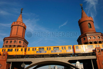 Berlin - Oberbaumbruecke