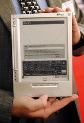 iLiad ER-100 - Lesegeraet fuer E-Books