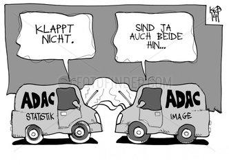 ADAC: Statsistik manipuliert  Image ruiniert...