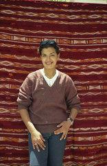 junge Haendlerin Essaouira