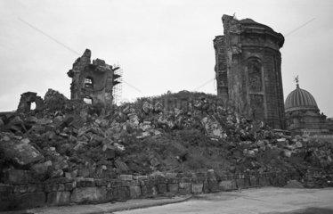 Ruine Frauenkirche Dresden
