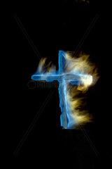 Kreuz verbrennen