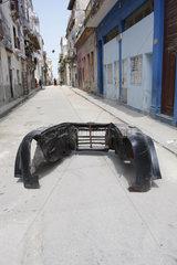 Kotfluegel im Havanna