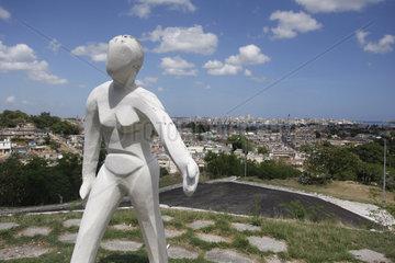Collina Lenin in Havanna