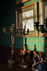 Sitting Room  Chateau de Hardelot  Condette  Pas-de-Calais  France