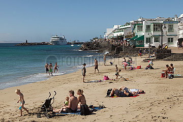 City Beach - Playa Blanca  Lanzarote