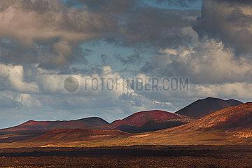 Volcano Timanfaya National Park - Lanzarote