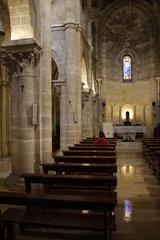 Kirche von San Giovanni Battista in Matera