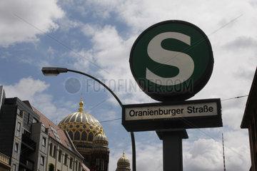 S-Bahnhof Oranienburger Strasse