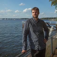 NAWRAT  Matthias - Portrait of the writer