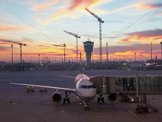 Ausbau Flughafen Muenchen