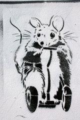 Moderne Ratte