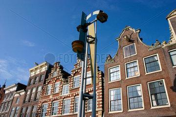 Fassaden in Amsterdam