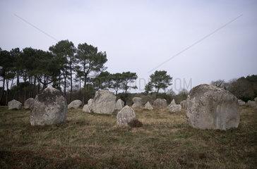 Carnac  Brittany  France