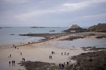 Saint-Malo  Brittany  France