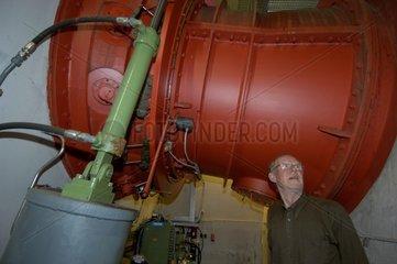 Energieerzeugung und Naturschutz  Beruf im Wasserkraftwerk