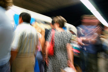 U-Bahnhof Stazione Termini