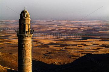 Minarett in Mardin
