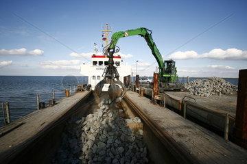 Coastal Protection Measures - Kuestenschutz an der Nordsee