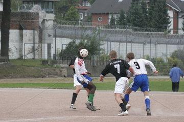 Gefaengnismannschaft Eintracht Fuhlsbuettel