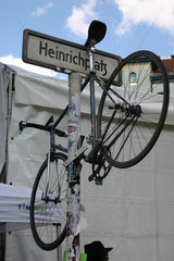 Fahrrad Parkplatz