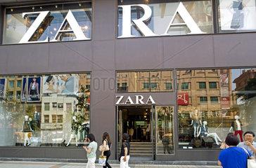 Zara Laden
